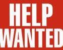 Help Wanted Sign (clipart)