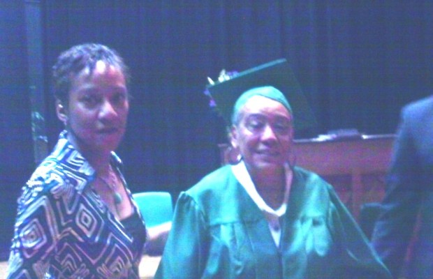 City Native Gets Diploma 54 Years After Completing Requirements