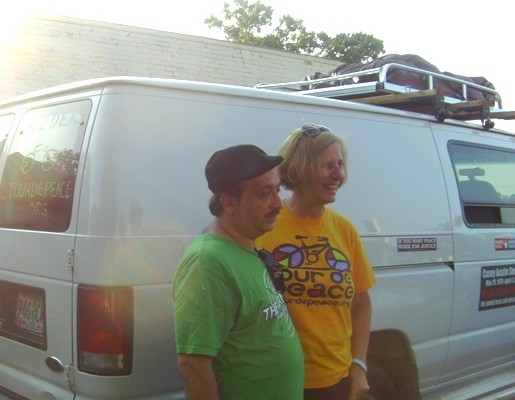 Cindy Sheehan Brings Anti-War Message To Local Audience