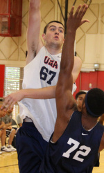 Tobey Has Made The US U19, Team How Will It Affect His Game?