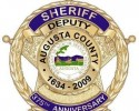 Augusta Coiunty Badge 40510