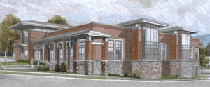 Visitors Center, Business To Be On First Floor Of Crozet Library