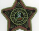 Culpeper Sheriffs Badge