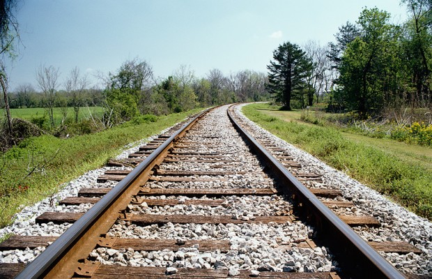 Norfolk Southern Repairs Crossing In Sherwood Farms Subdivision