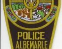 Albemarle Police