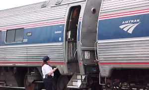 Amtrak Train (RG)