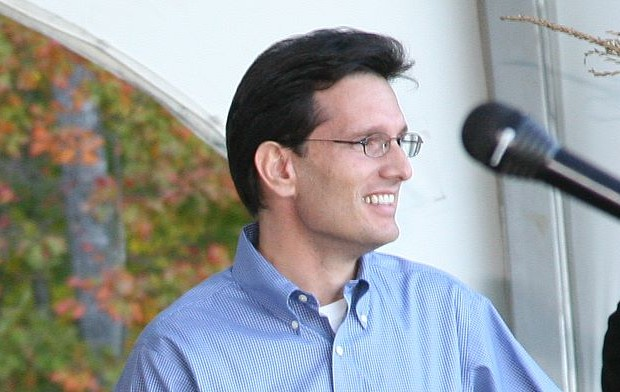 Cantor Says Congress Must Zero In On Entitlements