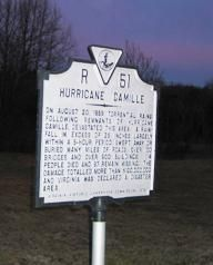 Nelson Marks 44th Anniversary Of Hurricane Camille