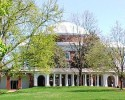 Rotunda From West Springtime