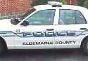 Albemarle Police Car