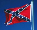Confederate Flag (clipart)
