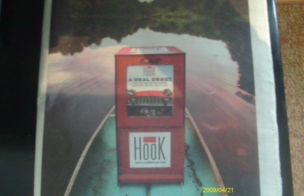 Hook Publishes Final Edition