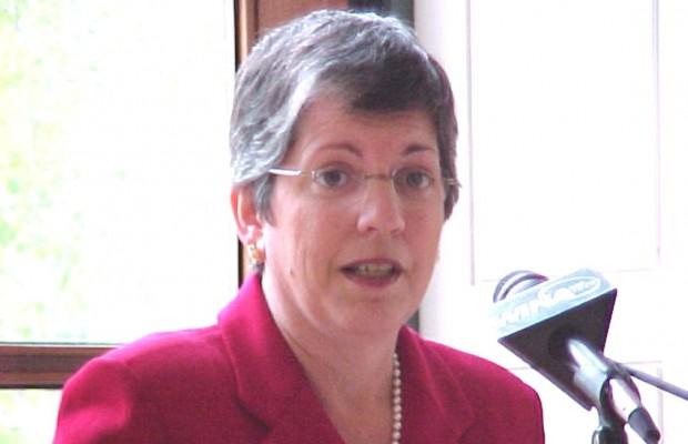 UVA Grad Janet Napolitano Leaves D.C. For California