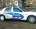 UVA Police Car McCormick Rd