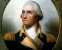 Washington George (clipart)