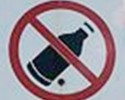 Alcohol Consumption Sign