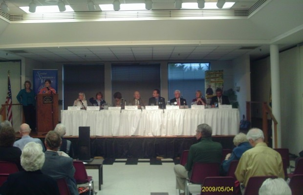 Board Hopefuls Focus On Growth And Development Issues