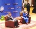 Clinton Hillary Sabado Larry JP