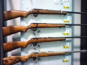 Virginia Gun Sales Set Yearly Record