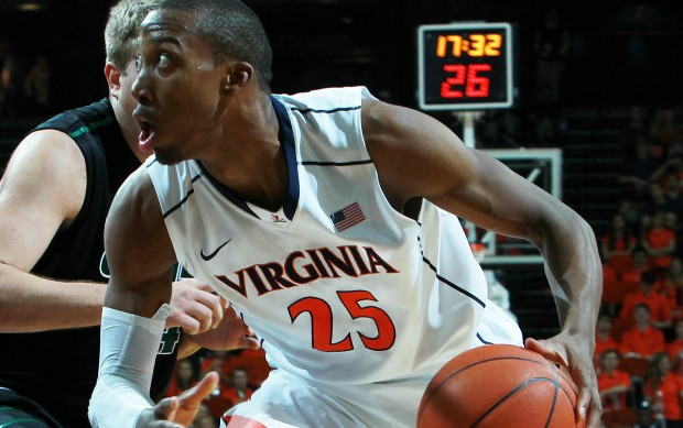 Virginia Getting to the Rim in 2013-2014