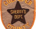 Culpeper County Sheriff's Department Patch