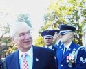 Galanti Paul and UVA ROTC Students  110910