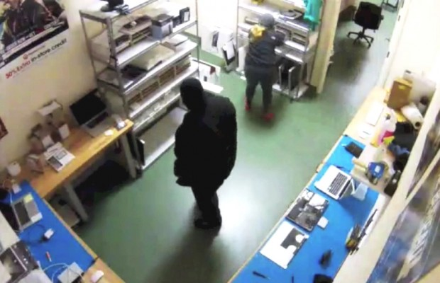 City Police Look For Help In Solving Burglary