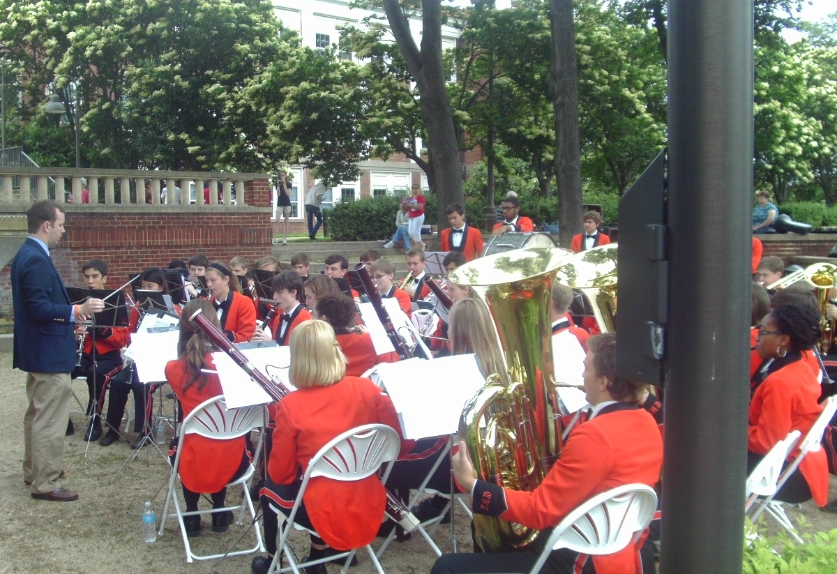 CHS Band Members Will Perform In Inaugural Parade