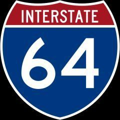 Higher Speed Limit On I-64 In Western Albemarle