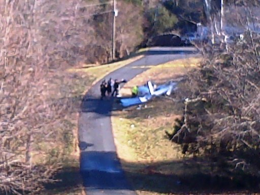 UPDATE: Pilot Killed In Crash Of Small Plane In Northern Albemarle