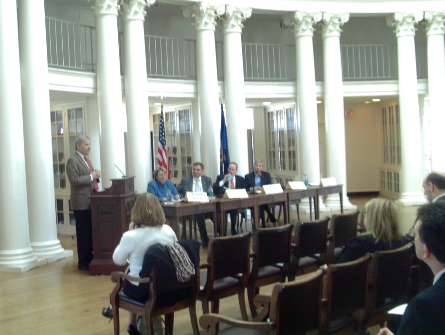 Sullivan, Local Lawmakers Look Ahead To 2014