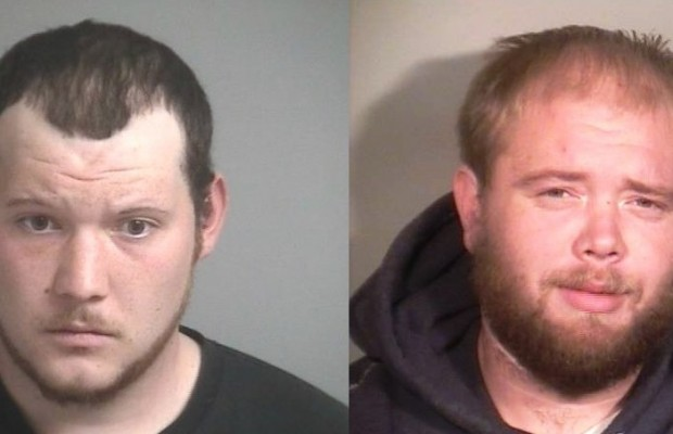 Two Burglary Suspects Arrested In Greene