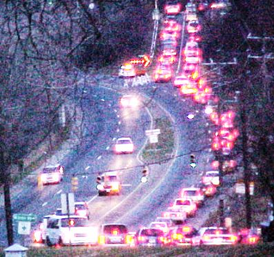 Work At Park Street-250 Bypass Delayed