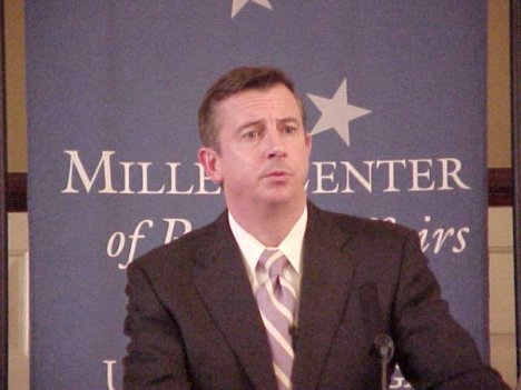 Ed Gillespie Criticizes Warner's Voting Record