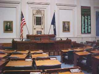 Local Delegates Get Legislation Approved