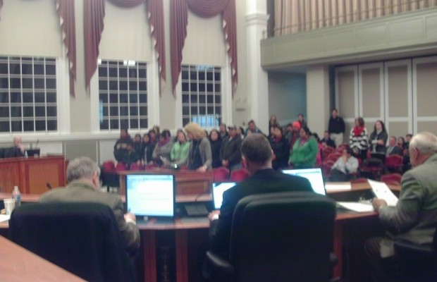 County Parents And Educators Sound Off On School Budget