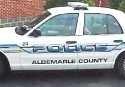 Albemarle Police Squad Car