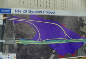 Western Bypass Won't Be Part Of Rt. 29 Discussion