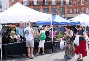 City Market Begins New Season Saturday