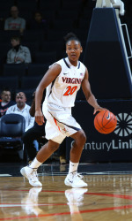 Virginia's Faith Randolph Named ACC Sixth Player of the Year
