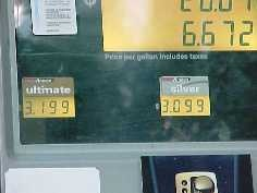 AAA-Virginia Monitors Rising Gas Prices