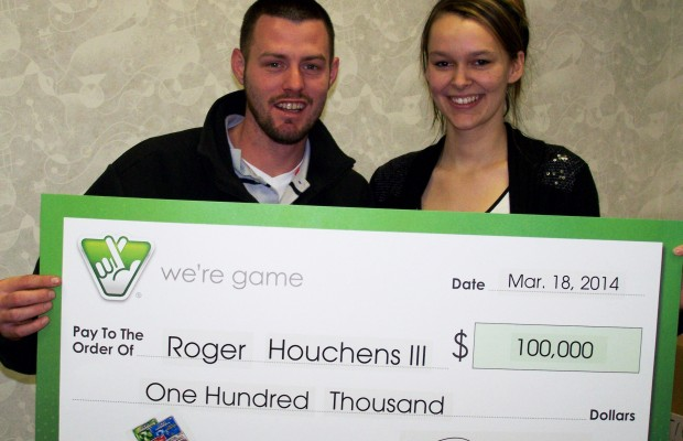 Scottsville Area Man Buys Ticket Worth $100,000