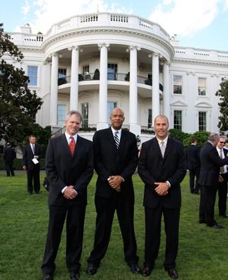 UVA Men's Tennis Team Will Visit White House