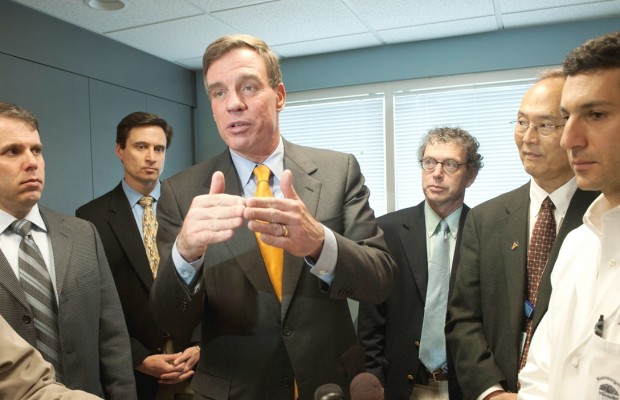 Warner Officially Enters 2014 Senate Race