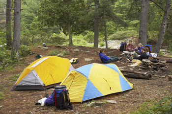 Pilot Program To Reserve Specific State Park Campsite