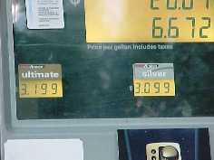 Gas Prices Keep Creeping Higher