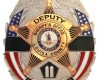 Louisa County Sheriff's Badge