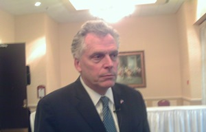 McAuliffe Trumpets His First 100 Days As Governor