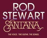 Rod Stewart, Santana Coming To JPJ