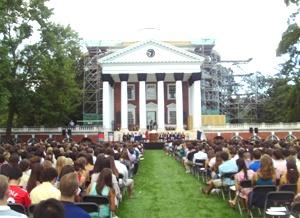 UVA Revives Public Day Tradition